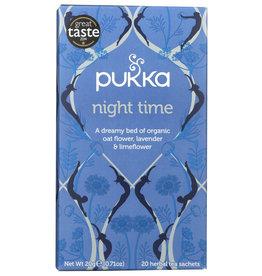 PUKKA HERBS TEA HERBAL NIGHT TIME 20 BG