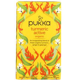 PUKKA HERBS TEA TUMERIC ACTIVE 20 BG