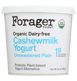 FORAGER Forager Cashewmilk yogurt 24 OZ