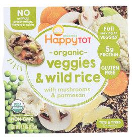 Happy Tot Veggies & WR 4.5oz