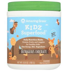 Amazing Grass Kidz Superfood Chocolate
