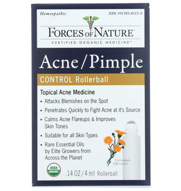 FORCES OF NATURE ACNE PIMPLE CONTROL 4 ML