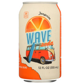 Wave Soda Tangerine