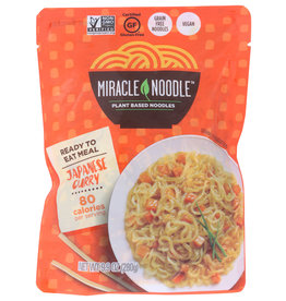MIRACLE NOODLE RTE MEAL JAPN CURRY NOODL 280 GM
