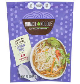 MIRACLE NOODLE RTE MEAL PHO 215 GM