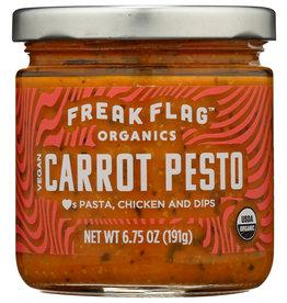 Vegan Carrot Pesto Sauce