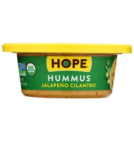 HOPE HUMMUS JALAPENO ORG 8 OZ