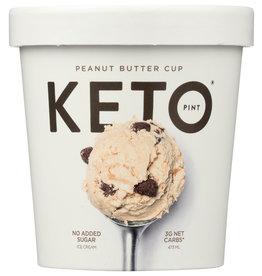 Keto Icecream Peanut Buttercup Pint