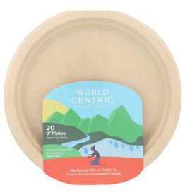 World Centric Plates