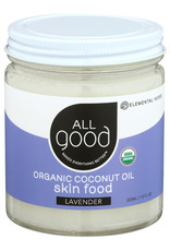 All Good Organic Coconut Oil Skin Food Lavender
