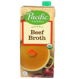 Pacific Foods OG Beef Broth 32 oz