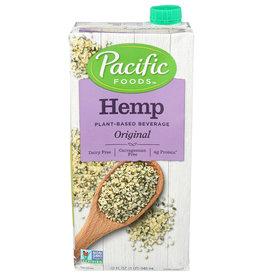 PACIFIC FOODS Pacific foods hemp milk