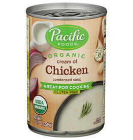 Pacific OG Cream of Chicken Condensed Soup