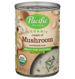 Pacific OG Cream of Mushroom Condensed Soup