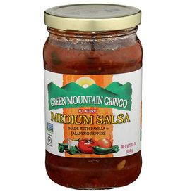 Green Mountain Gringo Medium Salsa 16 oz
