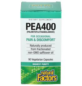 PEA400 Natural Factors
