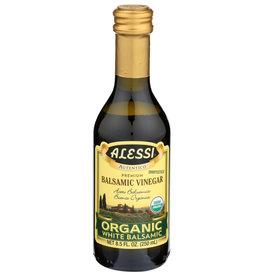 Alessi Vinegar Balsamic Wht Org  8.5 OZ