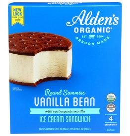 Alden's Vanilla Bean Sandwich