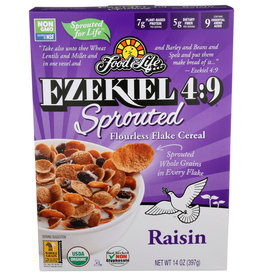 Ezekiel 4:9 Sprouted Flake Cereal