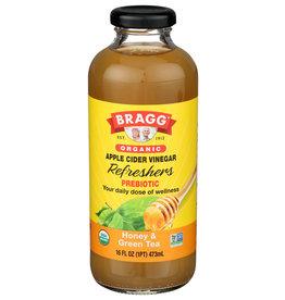 Bragg Apple Cider, Honey 16oz