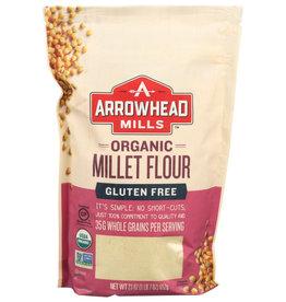 ARROWHEAD MILLS Arrowhead Mills OG Millet Flour 23 oz