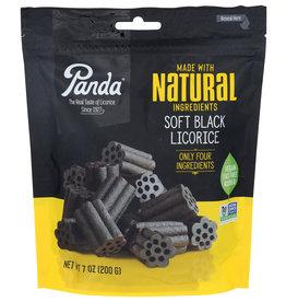 PANDA Licorice Chew, Natural Bag
