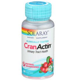 Solaray Solaray Cran Actin Urinary Tract Health 60 V Capsules