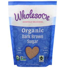 WHOLESOME Wholesome OG Dark Brown Sugar 24 oz