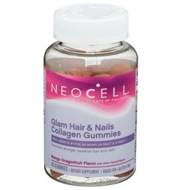 Neocell Glam Hair & Nails Collagen Gummies