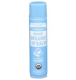 Dr. Bronner Naked Organic Lip Balm