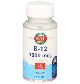 Kal B-12 1000mcg 100 Tabs