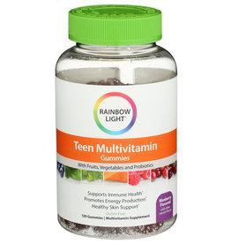 Rainbow LightTeen Multi 120 Gummies