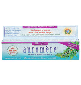 Auromere Mint Free Thpaste, 4.16oz