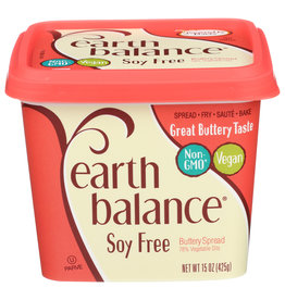 EARTH BALANCE Buttery Sprd Soy Free Ntl