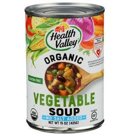 HEALTH VALLEY OG VEGETABLE SOUP