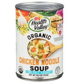 HEALTH VALLEY OG CHICKEN NOODLE SOUP