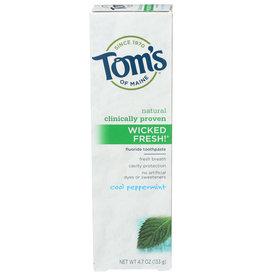 Tom's Wicked Fresh Toothpaste 4.7oz