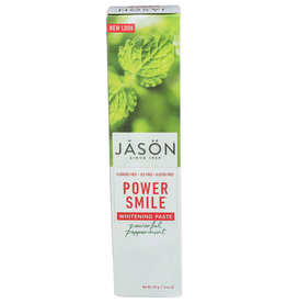Jason Powerful Peppermint Toothpaste 6 oz