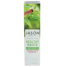 Jason Anti-Cavity and Tarter Control Gel Toothpaste 6 oz