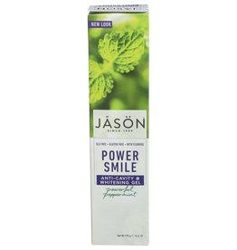 Jason Anti-Cavity and Whitening Gel Toothpaste 6 oz