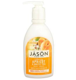 JASON BODY WASH APRICOT 30 OZ