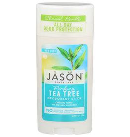 Jason Pure Living Tea Tree Deodorant 2.5 oz