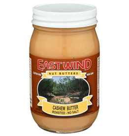 Eastwind Roasted Cashew Butter W No Salt 16 oz