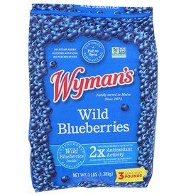 Wymans Wild Blueberries 3.00 LB