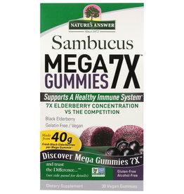 Sambucus Elderberries Gummies 7x 30ct