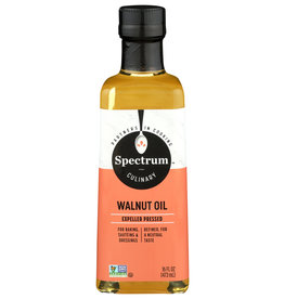 SPECTRUM Walnut Refined OIL 16 OZ