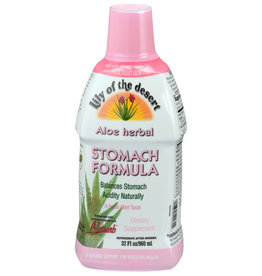 LILY OF THE DESERT Aloe Herbal Stomach Formula 32 oz