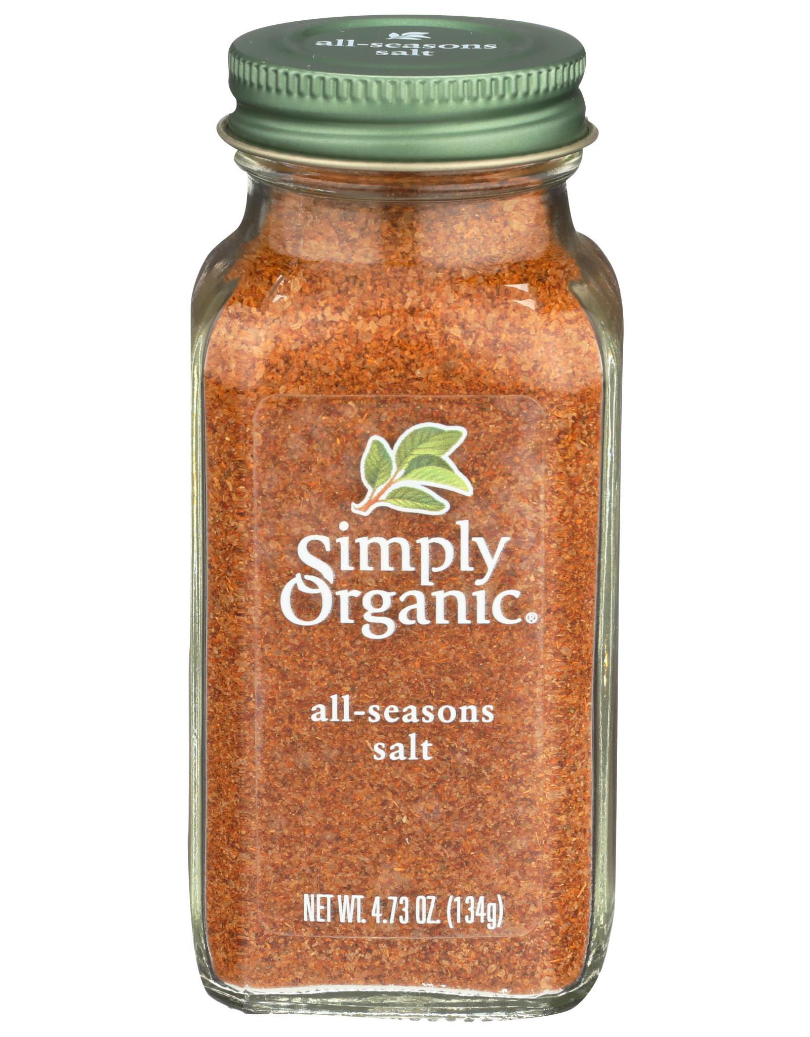 All Season Salt Simply Og 4.73 oz