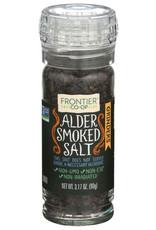 Alder Smoked Salt