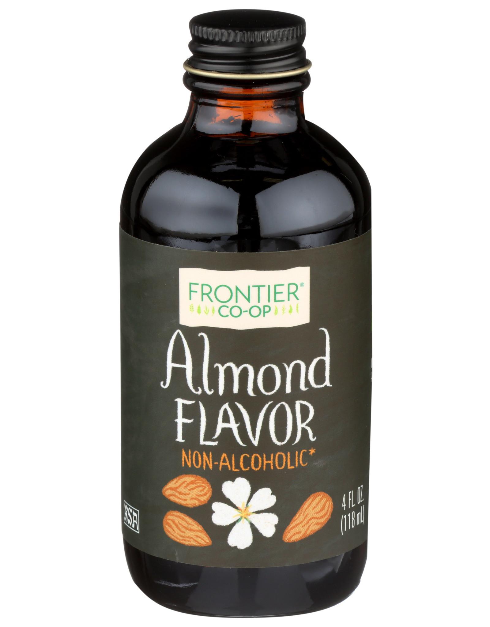 Frontier Almond Flavor 4 oz